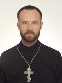 Иерей Евгений Сундуков