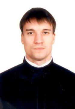 Диакон Илия Шамаев